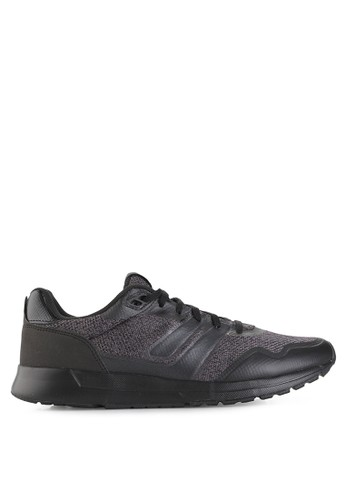 League black Strive Lite Bw Sneaker LE825SH59PTGID_1