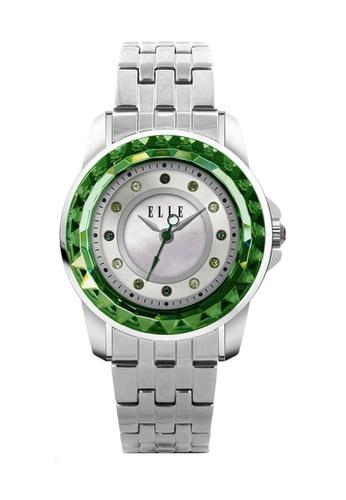 ELLE green Fashion Ladies Watch EL105AC83LHGMY_1