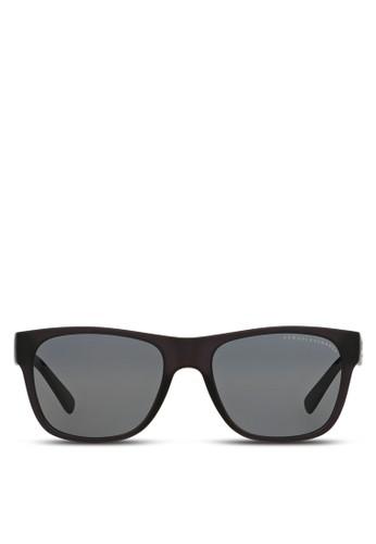 Armaniesprit分店 Urban Attitude 鑄模偏光太陽眼鏡, 飾品配件, 飾品配件