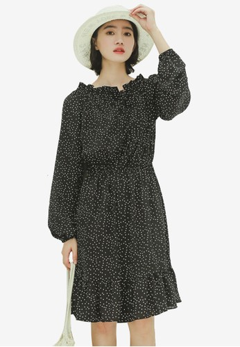 Shopsfashion black Two-Way Dress 5166DAA5123448GS_1