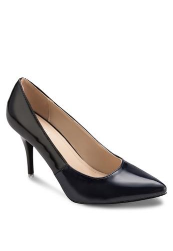 Britney 簡約高跟鞋、 女鞋、 厚底高跟鞋VelvetBritney簡約高跟鞋最新折價