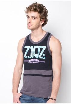 7107 Floral T-shirt