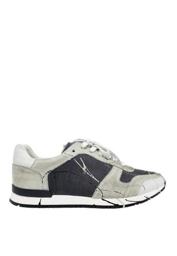 Antony Morato grey Sneaker Midi 3BF7FSHFB73373GS_1