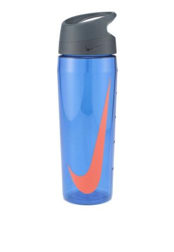 f0066e480725 Nike blue Nike TR Hypercharge Twist Bottle 24oz EDAA8ACF4E71EAGS 1