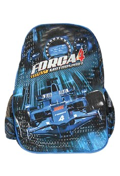 Kids Unisex Small School Bag BackPack BP-J1 (Blue)