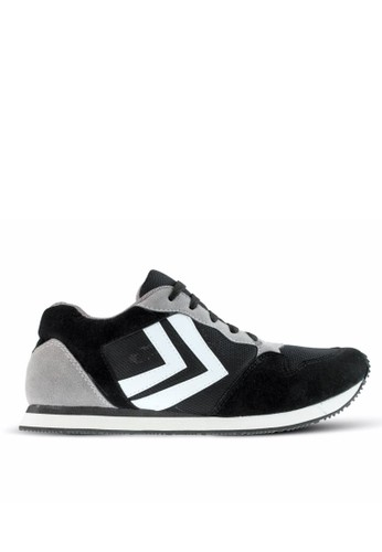 Sogno black Sepatu Olahraga Pria GF.7107 74F31SH0AAED11GS_1