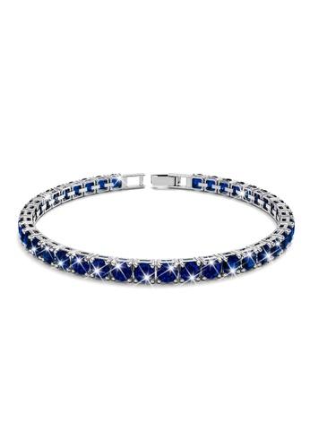 Annie Bloom blue ANNIE BLOOM Kayla Bloom Bracelet in Sapphire DEA24AC077F997GS_1
