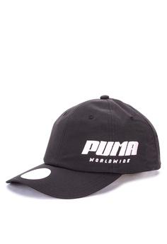 super popular b3a93 54697 Sizes One Size. PUMA black Ws TZ Cap 4DF1CAC36F069EGS 1