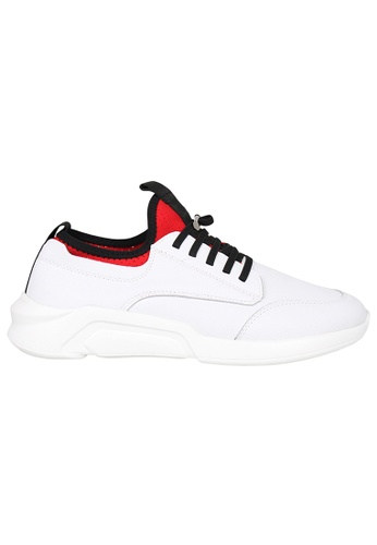 Tomaz white Tomaz A-41 Men's Sneakers (White) 6E05ASH2D3387DGS_1
