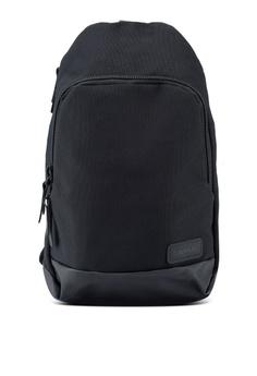 cdfea3d3f325 CRUMPLER black Humanoid Shoulder Sling Bag A3070ACD3E33F7GS 1