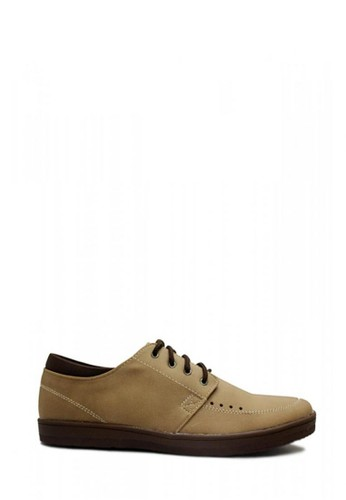 D-Island brown D-Island Shoes Casual Tommy Comfort Leather Grey 37B6ASH46DC55EGS_1