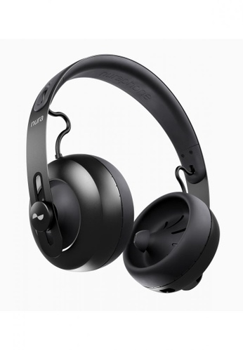 Nuraphone black Nuraphone - Headphone that Automatically Learns and Adapts to Your Unique Hearing 4309DES0B6E28EGS_1
