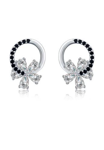 A-Excellence white Premium Elegant White Earring AE9DAAC8B4F232GS_1