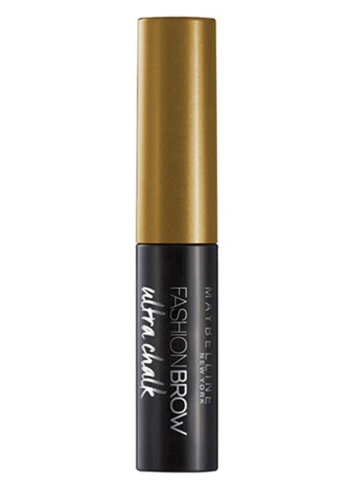 Maybelline gold Maybelline Fashion Brow Ultra Chalk Blonde B85D0BE529F1DDGS_1