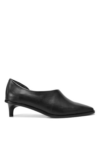 RABEANCO black RABEANCO LIANA CURVE Kitten Heels - Black 3C22FSH95BCAABGS_1