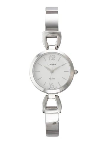 Enticer 圓框女士細鍊錶, 錶zalora 內衣類, 飾品配件