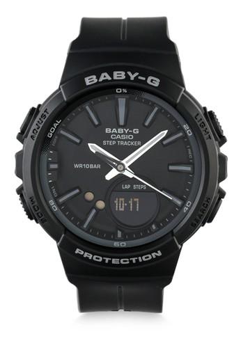 Baby-G black Women Analog Watches Bgs-100Sc-1Adr 78080AC72BFF49GS_1