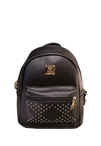 TCWK black Ladies Backpack TC258AC32QZFMY_1