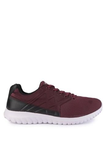 Ardiles red Stalker Sepatu Running DA440SH0ABA9ACGS_1