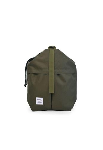 Hellolulu green Jori - Simple 3 Way Day Pack (S) HE813AC78UDDHK_1