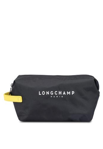 LONGCHAMP black Cocagne Travel Pouch (zt) 0188DAC87EBAFFGS_1