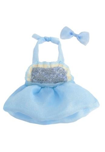 Teddy House blue DRESS IN BLUE INTO LOVE  10 INCHI 11F7FTH302E01FGS_1
