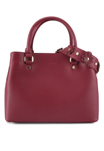 Marie Claire red Top Handle Bag C5E4CAC5DC3907GS_1
