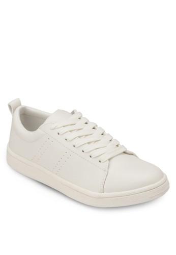 zalora 心得繫帶平底休閒鞋, 女鞋, 休閒鞋