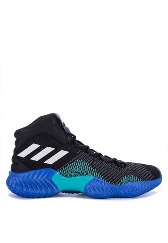 adidas black adidas pro bounce 2018 9A9E6SHF7BEFBBGS_1