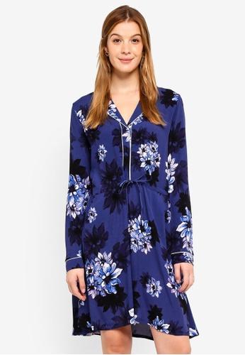 MbyM blue Idella Dress 829B0AAD5A1BEDGS_1