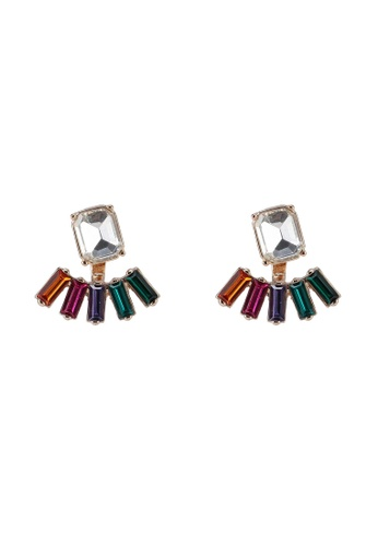 ALDO multi Amusa Pierced Earrings B003FAC98F8905GS_1