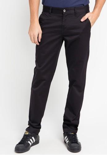 EDWIN black Long Jeans Pants 63-003 ED179AA0URI2ID_1