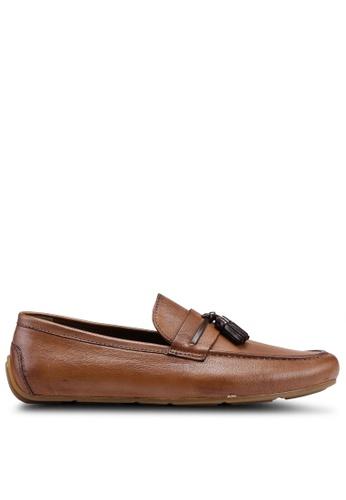 ALDO brown Canalelli Loafers 995F7SHDCF8B08GS_1