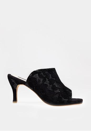 Blanik black Jeyle Sandals Heells BL598SH12WQHID_1