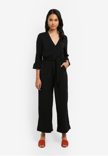 ONLY black Amara Jumpsuit 597F5AAC49CD93GS_1