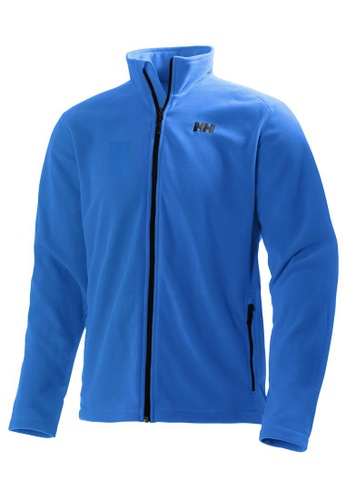 Helly Hansen blue HH M Daybreaker Fleece Jacket Olympian Blue 78032AACBFC355GS_1