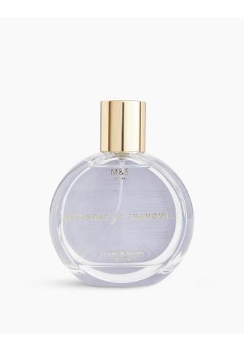 MARKS & SPENCER purple M&S Lavender & Chamomile Room Spray 57256HLD40E38EGS_1