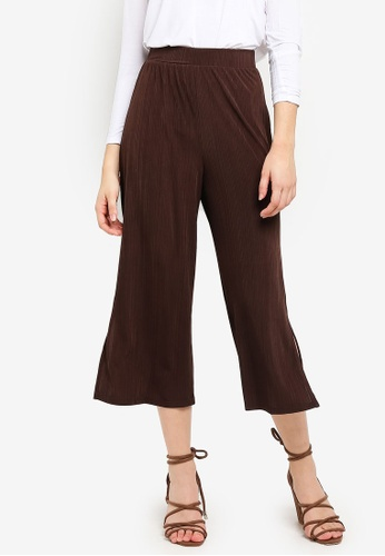 Cotton On brown Marlee Luxe Culottes 450D5AABEE9EB9GS_1