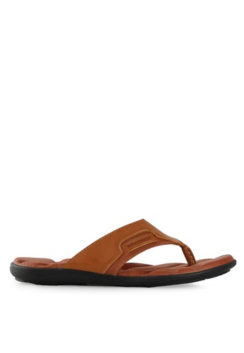 Watchout! Shoes brown Flats Sandals WA021SH07JOQID_1