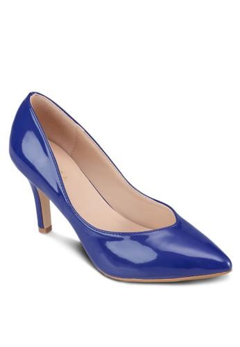 漆皮尖頭高跟鞋, 女鞋zalora退貨, 厚底高跟鞋