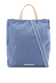 Image of Waxed 204 Triple Tote Bag