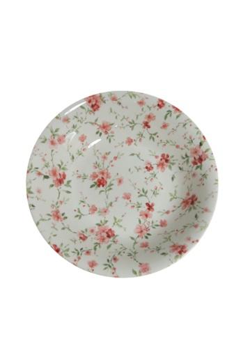 """Claytan Florid - 9.2"""" Salad Bowl C89E3HLE8C63BCGS_1"""
