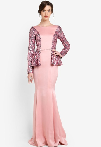Buy Jluxe Sherry Modern Dress Online On Zalora Singapore