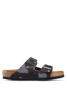 Birkenstock brown Arizona Desert Soil Camo Sandals 1F038SHD6E2114GS 1 8221496853