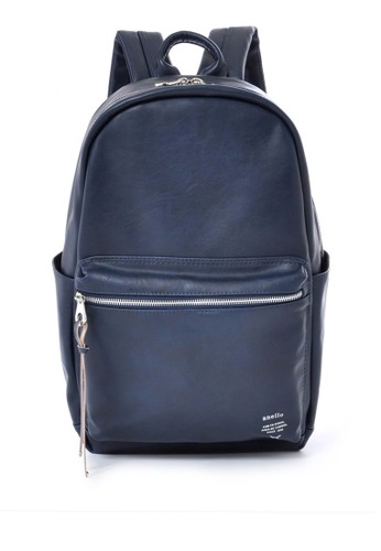 Anello navy PREMIUM CLASP Premium Hinged Class Daypack FD94FAC2BE83A8GS_1