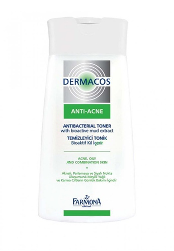 Farmona DERMACOS ANTI-ACNE Matting Day Cream With Bioactive Mud Extract C5F0FBE31F023AGS_1
