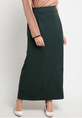 Indij green Anne Skirt 72AC3AA4F28A72GS_1