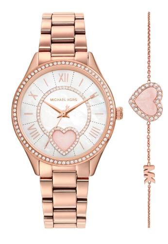Michael Kors gold Lauryn Watch MK1038 38113ACE75BFDFGS_1