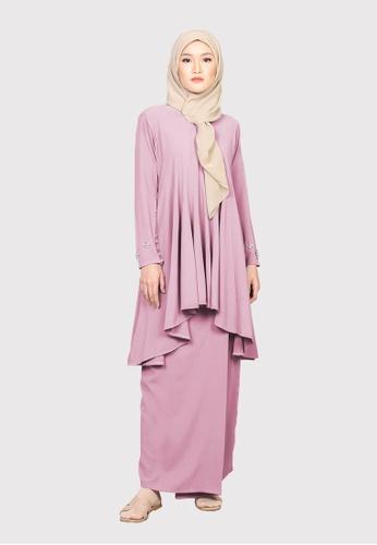 LosraVelda purple Dewi Kurung 1E286AABE1B66DGS_1