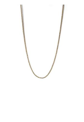 CLOVER gold Clover CX Rand Necklace E28D5AC7E1A1B1GS_1